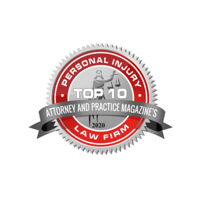2020 Personal Injury Law Firm Top 10