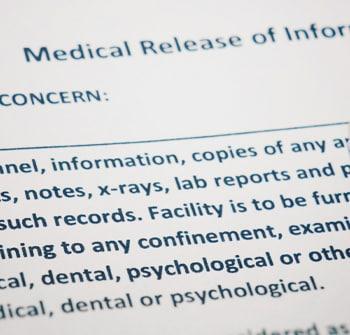 Medical Release of Information